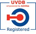 UVDB Registered Accreditation